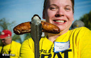 World's Largest Brat Fest!