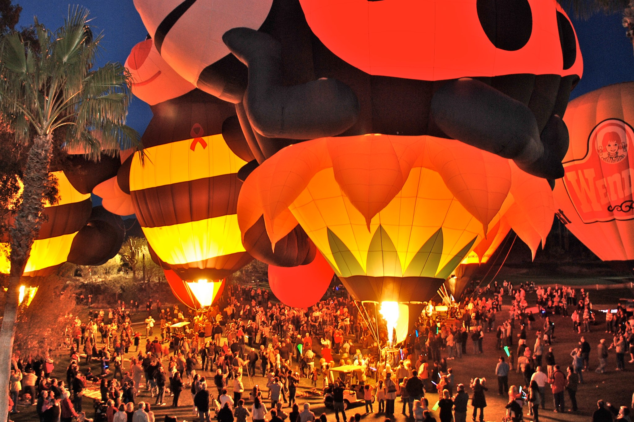 Cave Creek Balloon Festival