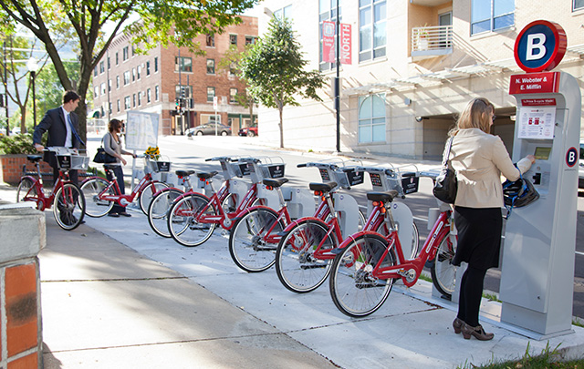 BCycle Lineup
