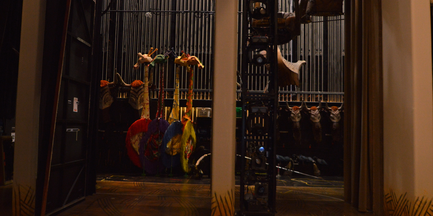 The Lion King: View Backstage