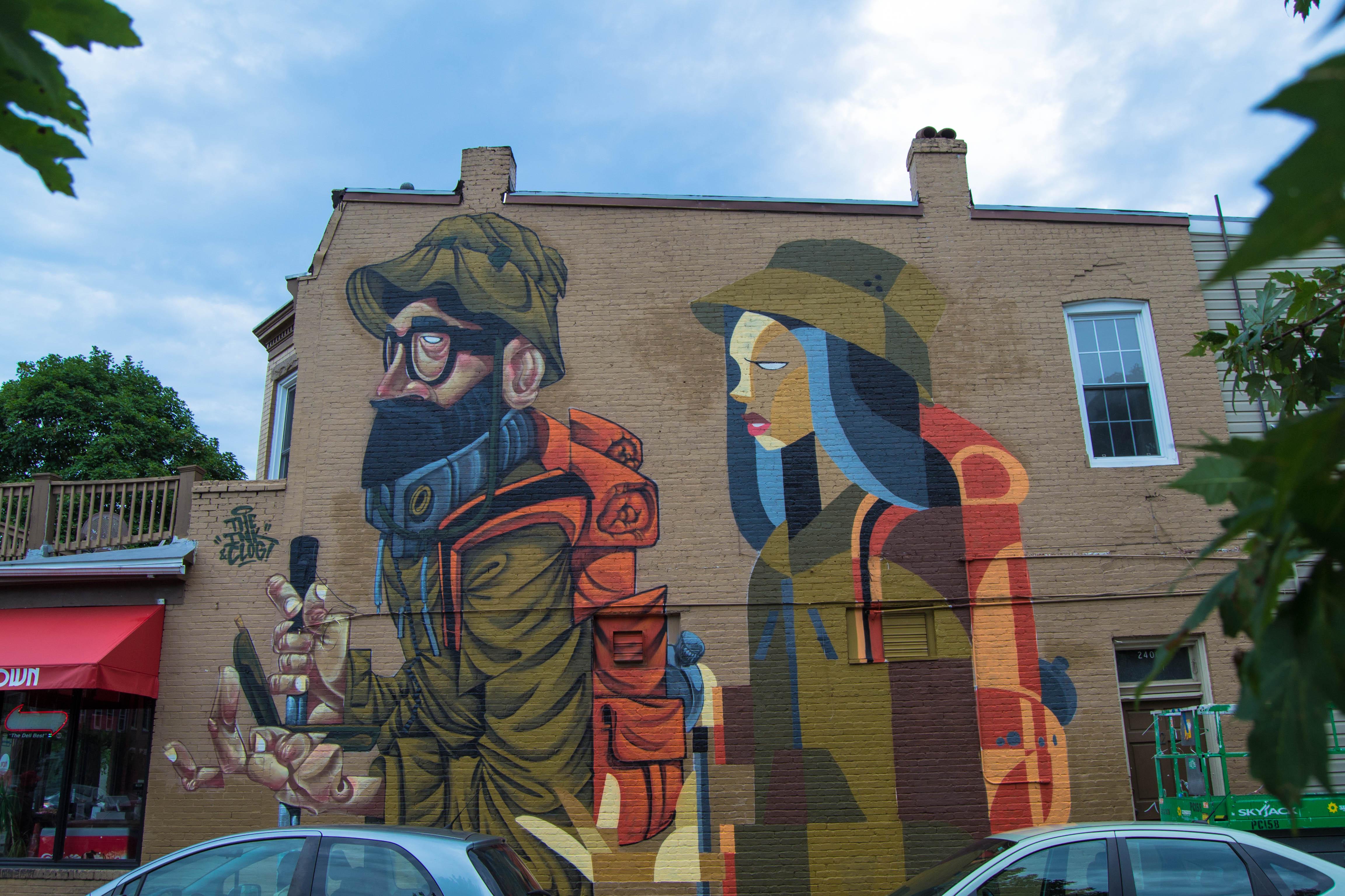 Street Art In Richmond Richmond Arts Culture