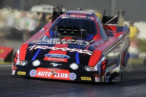 Courtney will look to build upon her young but successful career when she arrives at Lucas Oil Raceway.  (Photo courtesy of NHRA)