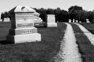 Hendricks County cemeteries