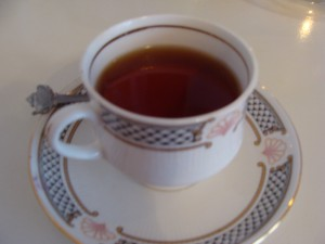 Hot Tea at The Porch in Danville