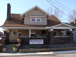 Bread Basket Cafe & Bakery, 46 South Tennessee Street, Danville