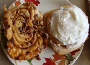 Cinnamon Rolls - Do they make your mouth water?