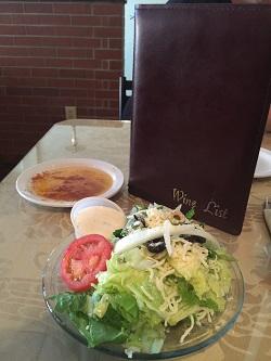 Frank's Place Italian Restaurant, Danville