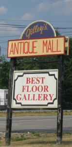 Gilley's Antique Mall