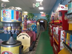 Grandpa Jones' Candy & Popcorn Shoppe