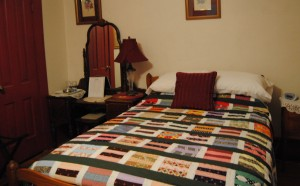 One of the Guest Rooms at the Old MG