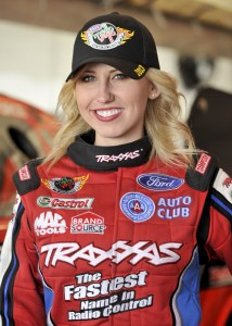 Courtney Force will be in a Funny Car for U.S. Nationals.