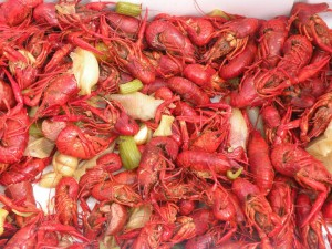 You can get boiled shrimp and crawfish at N'awlins Creole Cafe. (Photo courtesy of N'awlins Creole Cafe & Catering Facebook page)