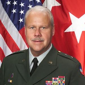 Major General R. Martin Umbarger