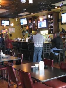 A Stone's Throw restaurant, Brownsburg, Ind.