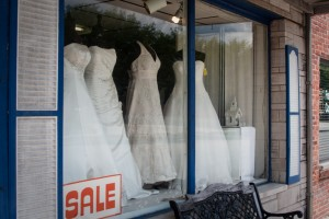 With both new and nearly new gowns, Bare Necessities Bridal is the place to go for wedding gowns and formal attire.
