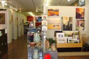 Gallery on the Square - 51 S. Washington Street, Danville, Indiana