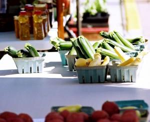 Farmers Market, Danville, Ind.