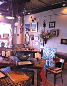 A look inside this gallery and shop where you can find that unique gift you're looking for.
