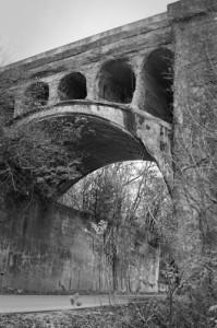 Danville's haunted bridge