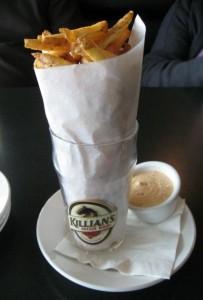 Black Swan Fries