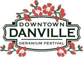 geranium festival logo
