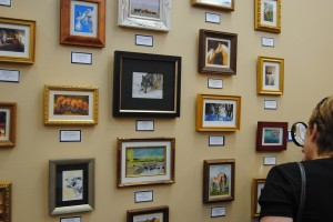 Miniature Art Show - Artistic Designs Gallery - Now-August 24