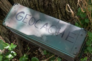 Geocache in Hendricks County
