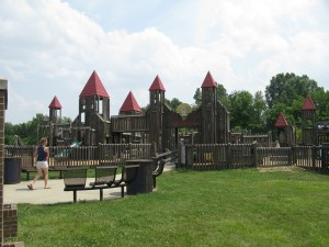 Williams Park, Blast Off Playground