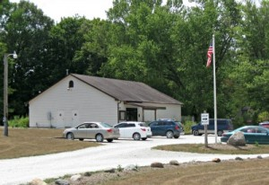 Be sure to stop in at the Nature Center while you're at McCloud Nature Park to see all of the displays inside!