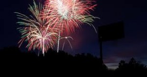 The fireworks show at Hummel Park is one you don't want to miss.