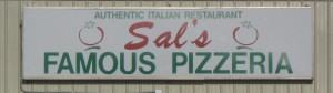 Sal's Pizza outside cropped