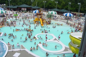 Splash Island Family Waterpark