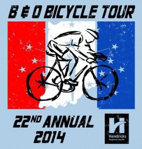 B & O Bicycle Tour