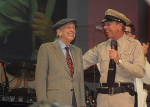 """The Mayberry Deputy/David Browning is A BRIDGE between the Andy Griffith Show and today."" Don Knotts, Actor & ""Barney Fife on The Andy Griffith Show"