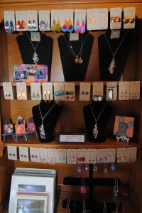 Jewelry by Sally Hedges