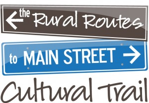 Rural Routes to Main Street Cultural Trail