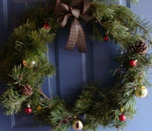 Make your own Christmas wreath at McCloud Nature Park this weekend!