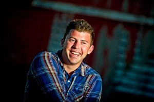 Danville, Ind. native and country music star Levi Riggs is performing at the Royal Theater in Danville on Nov. 7 (photo courtesy of Levi Riggs).