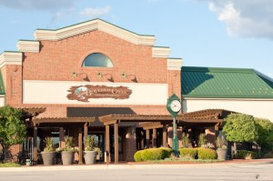 Boulder Creek, on Brownsburg's North side, is a great place to start your tour of Hendricks County's outdoor seating.