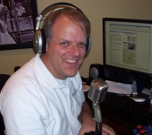 Shane Ray, owner and operator of XRB Radio