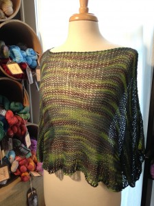 A Nomad Yarns original design that can be made from one of their kits.