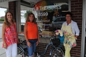 Flowers and Treasures - 2 East Main Street - Pittsboro, Indiana