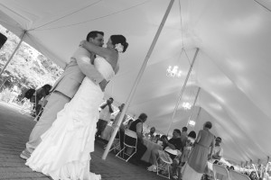 Blanton House First Dance
