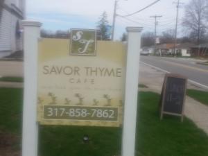 Savor Thyme Cafe