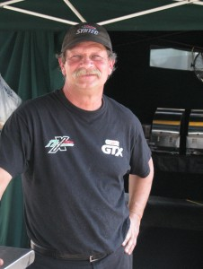 John Force Racing chef
