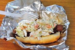 The Classic Carolina at Diggity Gourmet Dawgs in Danville, Indiana.