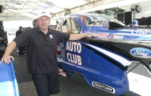 Robert Hight, John Force Racing