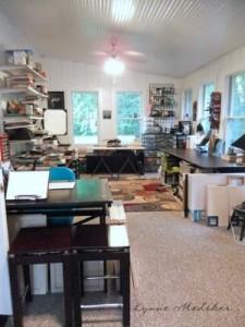 Lynne Medsker studio 1