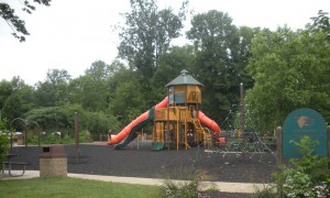 Washington Township Park's playground