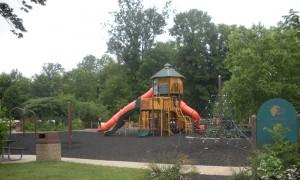 Washington Township Park's playground